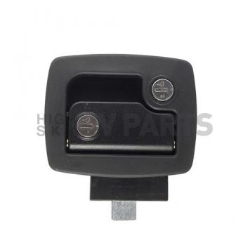 AP Products Bauer Travel Trailer Lock - Black - 013-520-7