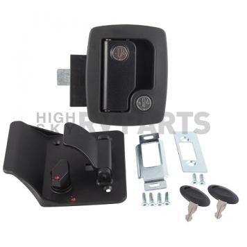 AP Products Bauer Travel Trailer Lock - Black - 013-520-1