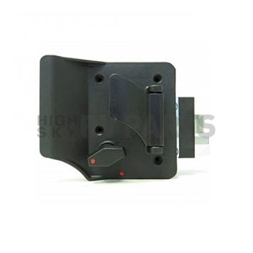 AP Products Bauer Travel Trailer Lock - Black - 013-520-5