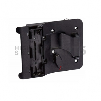 AP Products Power Lock Kit Paddle Type Right Hand Hinges - Black - 013-509-1