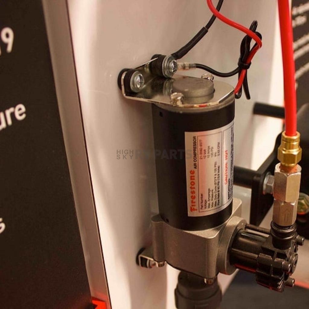 Suspension Air Compressor RIDE-RITE 9377