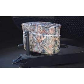 ADCO - Double Propane Tank Cover, 30 Pound Tanks, Camouflage