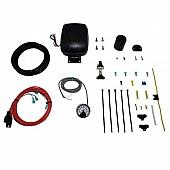 Air Lift Load Controller Helper Spring Compressor Kit 100 PSI - 25850