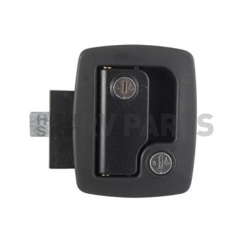 AP Products Bauer Travel Trailer Lock - Black - 013-520