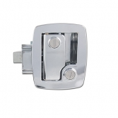 AP Products Bauer Travel Trailer Lock - Chrome - 013-535