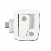 AP Products Bauer Travel Trailer Lock - White - 013-534