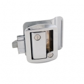 AP Products Entry Door Latch - Global Travel Trailer Lock - Chrome - 013-572