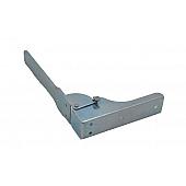 AP Products Shelf Bracket Foldable - Set Of 2 - Flush Mount - 013-6090