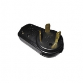 AP Products Power Replacement Plug Head 30 Amp Male - 16-00580