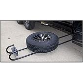 Fulton STC1000101 Trailer Hi-Mount Spare Tire Carrier
