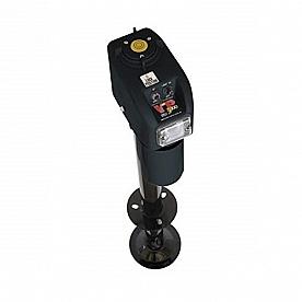 "Barker VIP 3000 Power Electric A Frame Tongue Jack 18"" - Black 32453"