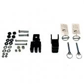 Blue Ox Triple Lug Adapter for Demco Commander Excalibar II Dominator Tow Bars - BX88310