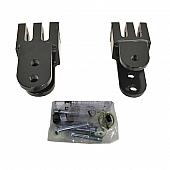 Blue Ox Triple Lug Kit Roadmaster Adapter for Blackhawk 10K - BX88262