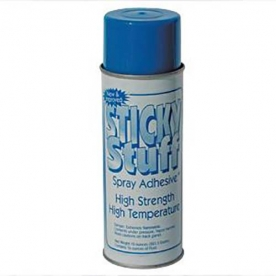 Bonded RV Products Adhesive STICKY STUFF 10 oz. for Foil/ Metal
