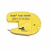 Bussman LED Fuse Tester 24 Volt Maximum Yellow