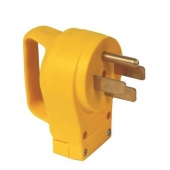 Camco Power Grip Replacement Male Plug 50 Amp - 55252