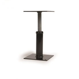 Camco Removable Entry Step Support 4-5/8'' to 8'' Adjustable Height - 43681