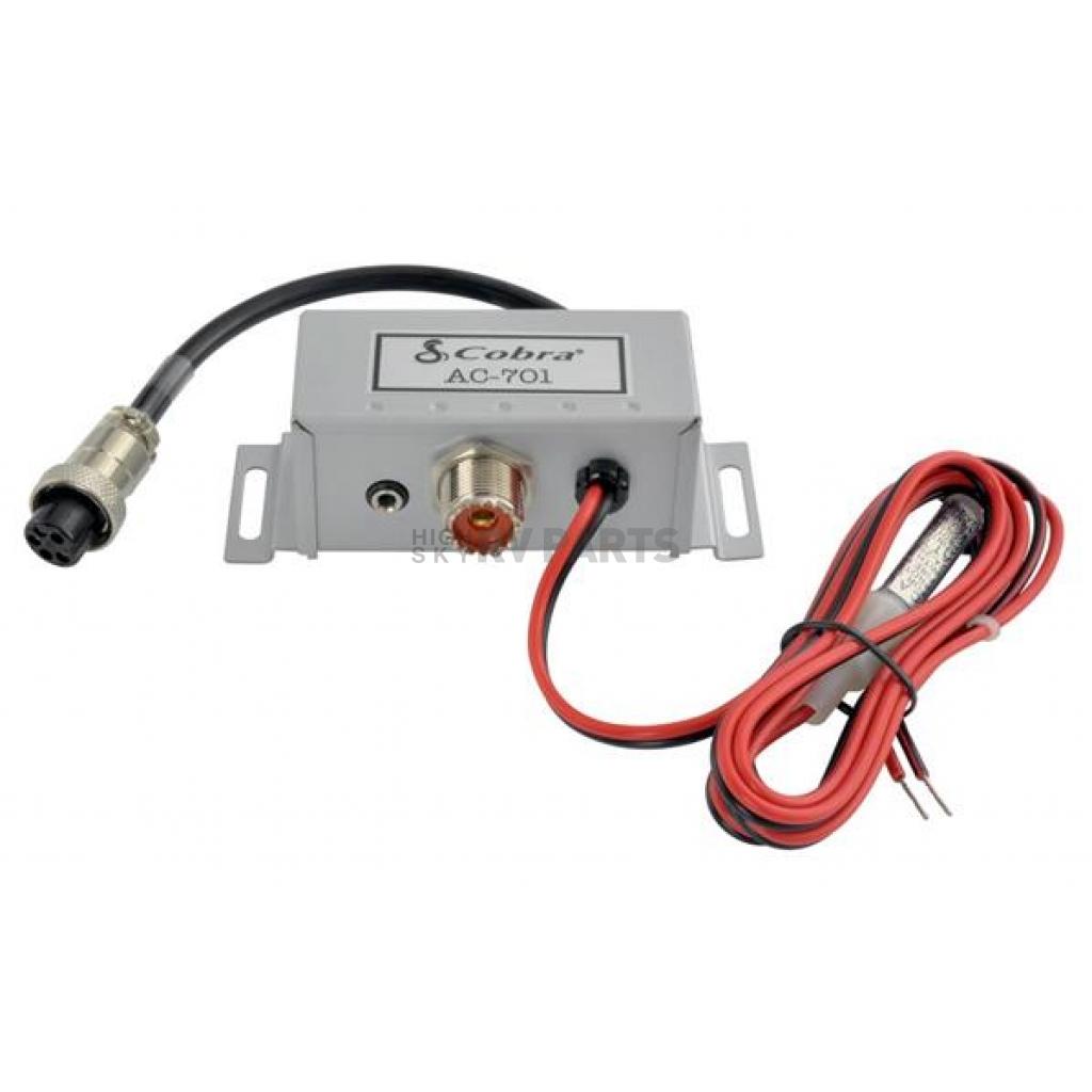 Cobra Electronics Cb Radio Connection Box Ac701 Highskyrvparts Com