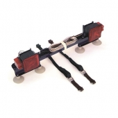 Towed Vehicle Light Kit Light Bar with Suction Cups and Straps