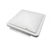 Dometic RV Roof Vent Lid Fan-Tastic for 4000R/ 5000 RBT Model Vents - White K2020-81