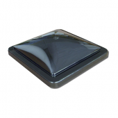 Dometic Fan-Tastic Roof Vent Lid Insulated Dome - Smoke K2020-19