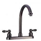 Dura Faucet 2 Teapot Designer Handle Dark Bronze Plastic for Kitchen DF-PK340L-VB