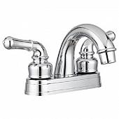 Dura Faucet 2 Teapot Handle Chrome for Lavator DF-PL620C-CP