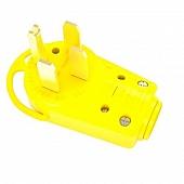 Furrion F52MLP-RY Universal Power Cord Plug End 50 Amp - 382877