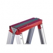 Ladder Accessory Shelf  For Use With Double Sided Ladder Red
