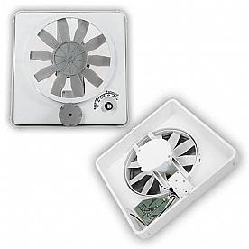 Heng's Industries Roof Vent Upgrade Kit for Ventline/ Jensen/ Elixir Vents 1 Speed 90043-CR