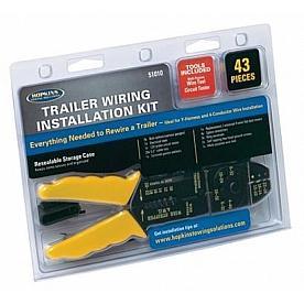 Hopkins MFG RV Trailer Wiring Installation Kit