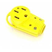 Furrion F52FMP-RY Universal Power Cord Plug End 50 Amp - 383943