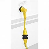 Marinco Right Angle Power Adapter, 30A 125V - 1RPCRV
