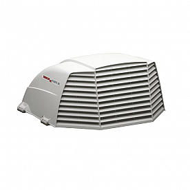 Maxxair II Roof Vent Cover Vented On Three Sides - White 00-933072