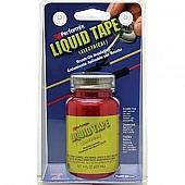 Electrical Tape Liquid Brush-In Cap Can 4oz