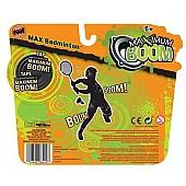 Indoor Game Max Boom Badminton  Ideal (R)