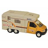 Model Vehicle Mini Motor Home Toy