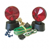 Roadmaster Magnetic Tow Lights Kit Sockets And Wire Harness;