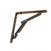 Shelf Bracket Foldable With Mounting Screws