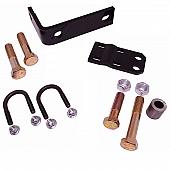 Safe-T-Plus Steering Stabilizer Bracket Mounting Kit for Freightliner XC - F143K2