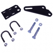 Safe-T-Plus Steering Stabilizer Mounting Bracket Kit for Ford F-53 Chassis - F-53K2