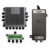 Satellite TV Antenna Single Wire Multi-Switch Kit - SWM-D30