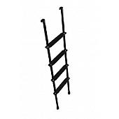 Stromberg Carlson Aluminum Ladder Interior Bunk, 5-1/2', Black