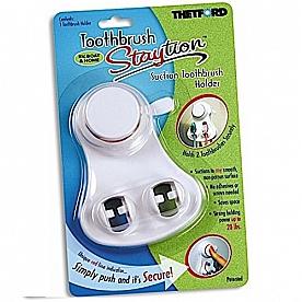 Toothbrush Holder Staytion (TM)