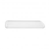 "Thin-Lite Interior Light 620 Series Single Compact Fluorescent Lamp - 14"" x 5.6"" - 12 Watts - DIST-P622BX"