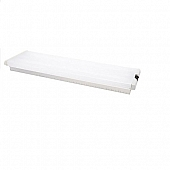 Interior Light 700 Series For Shallow Ceilings Dual Fluorescent Tube 30 Watts