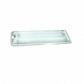 "Thin-Lite Interior Light 600 Series Dual Fluorescent Tube - 16.8"" x 7.3"" - DIST-652"