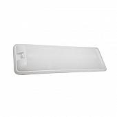 "Thin-Lite Interior Light 600 Series Dual Fluorescent Tube - 22.6"" x 7.3"" - DIST-656"
