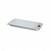 "Thin-Lite Interior Light 700 Series 14.75"" x 6.6"" Euro Style Dual Fluorescent Tube - DIST-732"