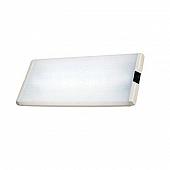 "Thin-Lite Interior Light  700 Series Dual Fluorescent Tube - 13.3"" x 6.1"" - 16 Watts - DIST-742"